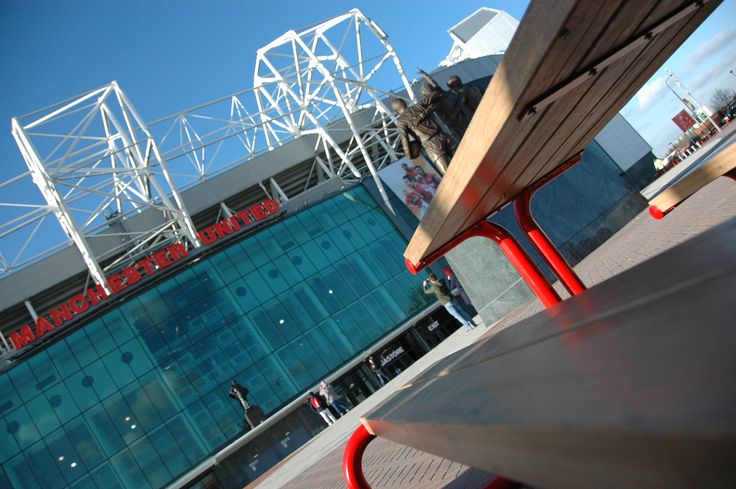 Old Trafford in Manchester http://www.falco.co.uk/projects/falco-in-the-premier-league/
