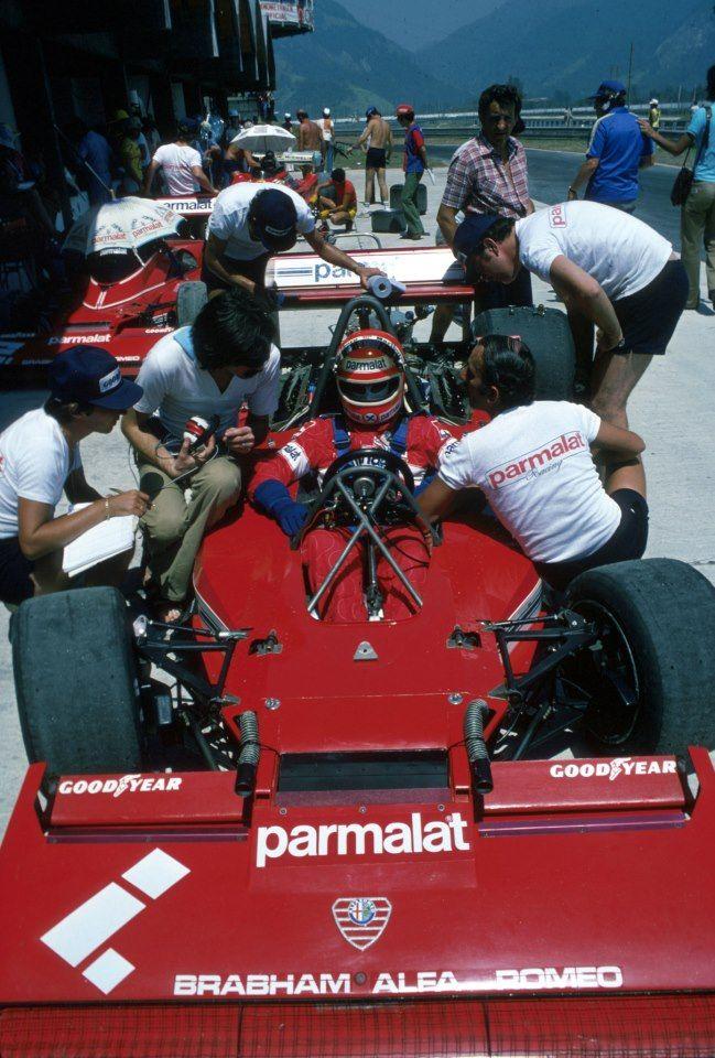 Niki Lauda (Brabham-Alfa Romeo BT45C) Grand Prix du Brésil - Jacarepagua -1978 - Formula 1 HIGH RES photos (Old and New) Facebook.