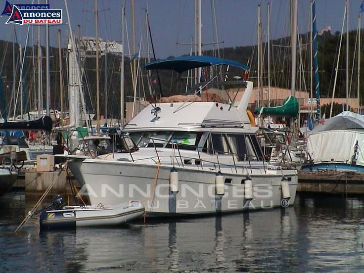 Vente BAYLINER 3288 MOTORYACHT 1990 occasion - Cannes - Alpes-Maritimes - France - Trawler