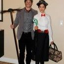 Coolest Homemade Mary Poppins Costume Ideas