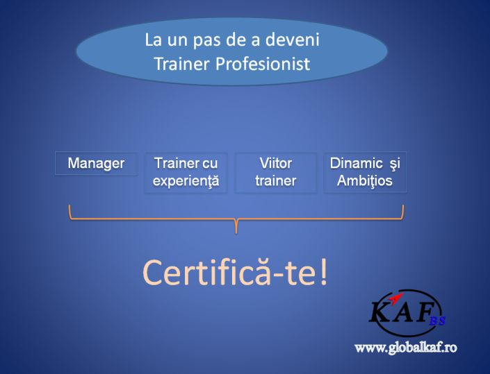 Curs acreditat formator  http://globalkaf.ro/portofoliu/curs-acreditat-formare-de-formatori/
