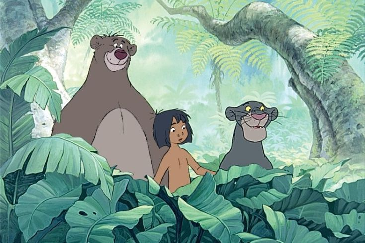 Animated Jungle Book is gentle, G-rated, and takes its time [Jungle Book Blu Ray Review]