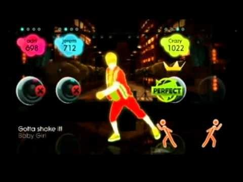 Reggaeton - Baby Girl (just dance 2) [WII] - http://music.chitte.rs/reggaeton-baby-girl-just-dance-2-wii/
