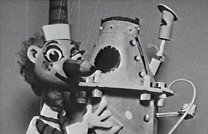 Mr Squiggle (The man from the moon)  ABC TV