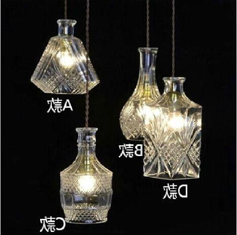 1000 ideas about bottle chandelier on pinterest wine bottle chandelier beer bottle - Glass bottle chandelier ...
