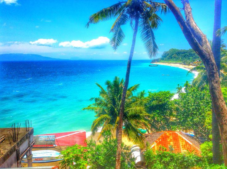 White Beach, Puerto Galera, Oriental Mindoro, Philippines