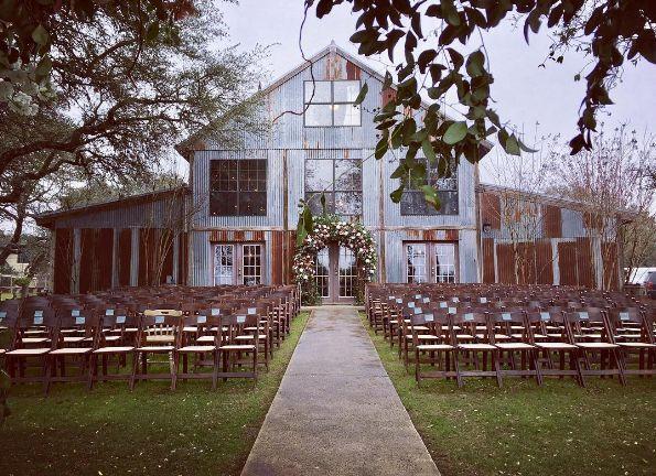 30 Romantic Texas Spots to Have an Outdoor Wedding - San Antonio Current Slideshows