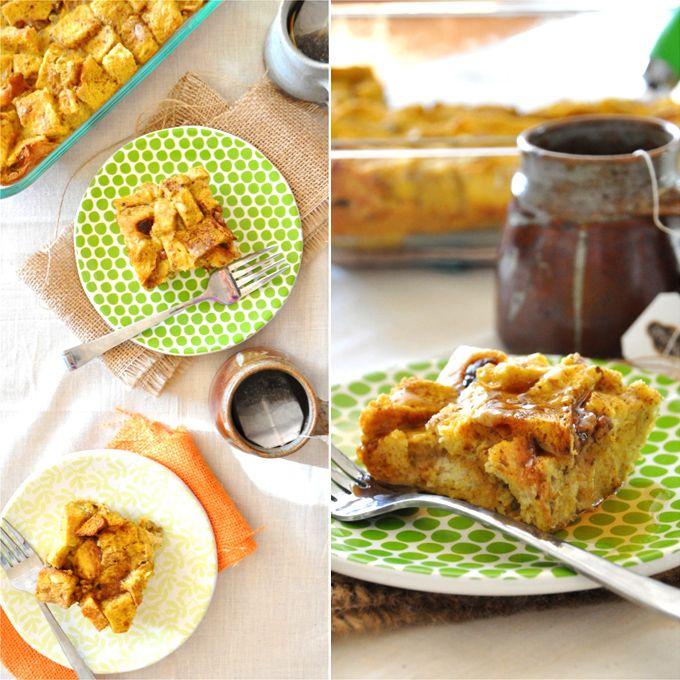 pumpkin french toast! minimalist baker