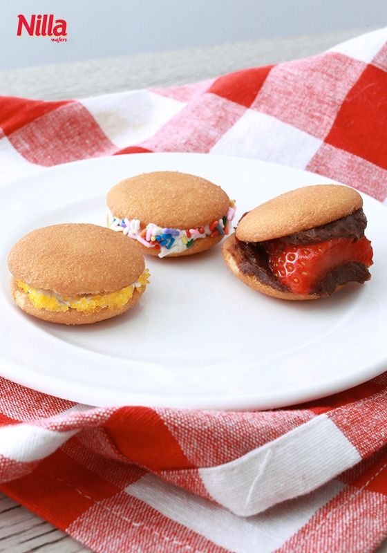 Bring an assortment of Nilla Wafer treats to your next picnic or backyard barbecue and they'll be the hit of the party!