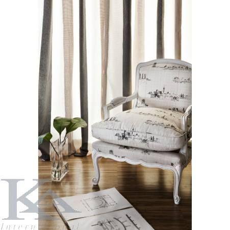 Si confortabil si elegant, fotoliul cu tapiteria potrivita adauga un stil unic camerei!