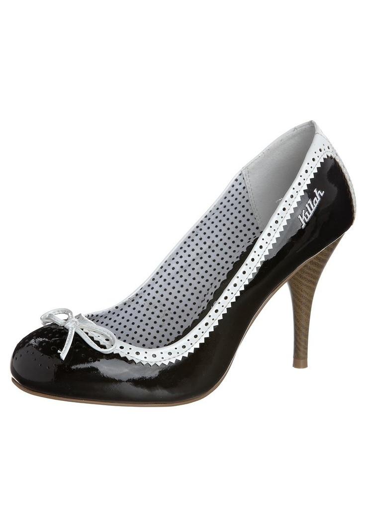 rebecca high heel pumps schwarz wei pumps schwarz wei pumps und schwarz wei. Black Bedroom Furniture Sets. Home Design Ideas