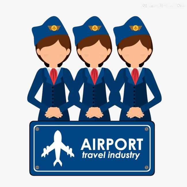 Image Result For Airport Staff Cartoon Cartoon Tool Design Poster