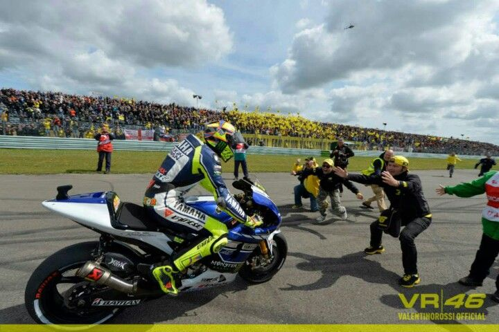 2013 : Valentino Rossi : Assen :  The Doctor Is Back