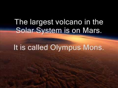 Interesting space facts: The Planets