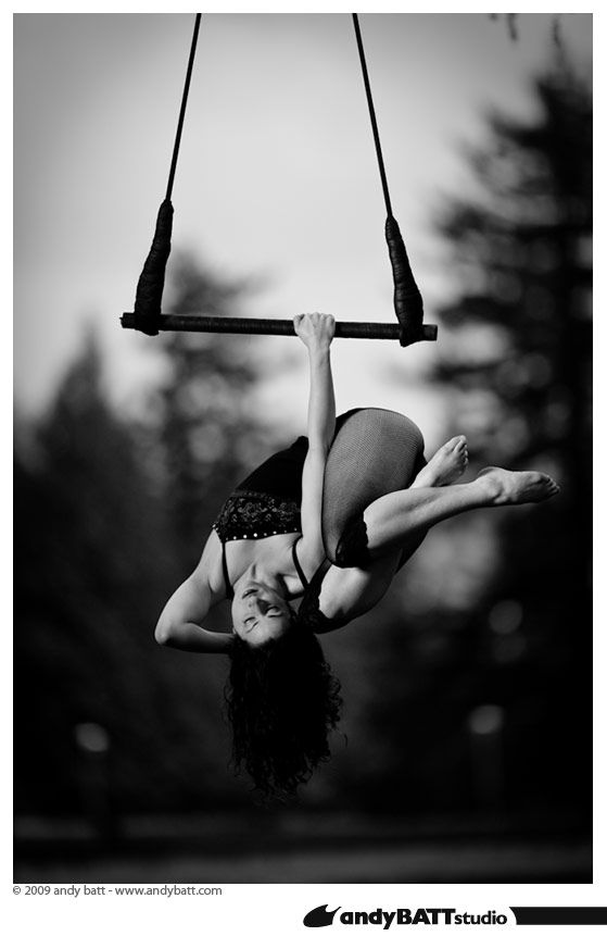 The meathook is one of my favorite trapeze moves to do, but I feel like I do it the exact same way each time. This is a good reminder to experiment more with it.