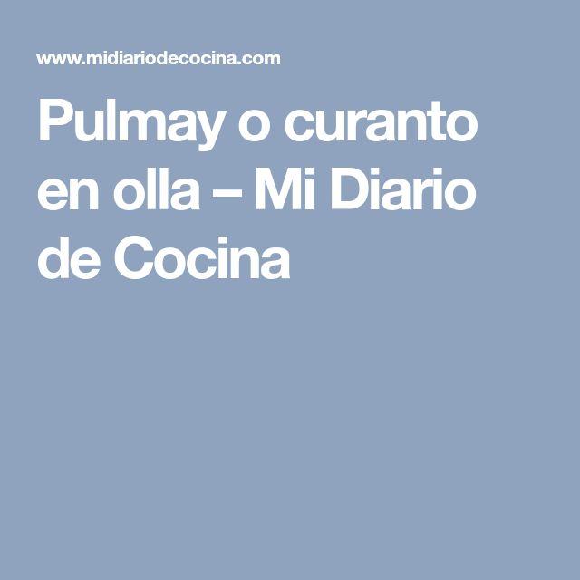 Pulmay o curanto en olla – Mi Diario de Cocina