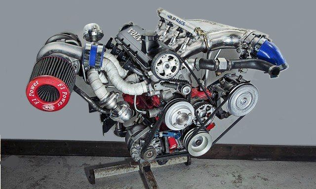 A fully built B230 running on ethanol to power a Volvo 360. | Volvo Engines | Pinterest | Volvo ...