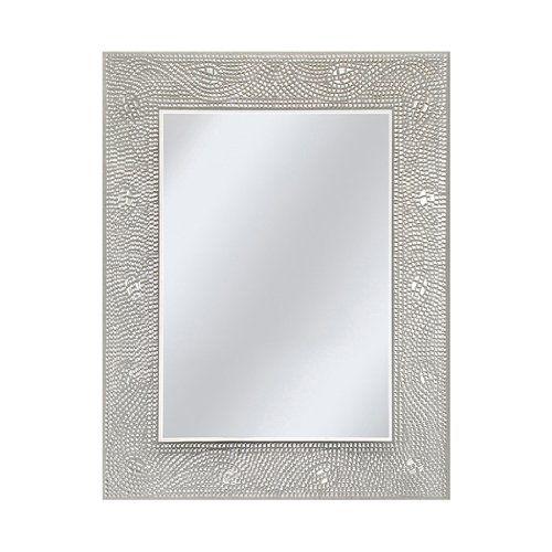 Head West Crystal Mosaic Rectangle Mirror, 23-1/2 by 29-1/2-Inch Head West http://www.amazon.com/dp/B009RLJY14/ref=cm_sw_r_pi_dp_ewH2ub16GTSM5