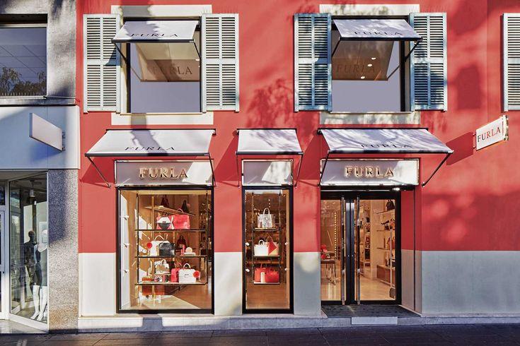 La très belle et très chic marque italienne Furla vient d'ouvrir sa première boutique à Nice au n°2 de l'avenue de Verdun.