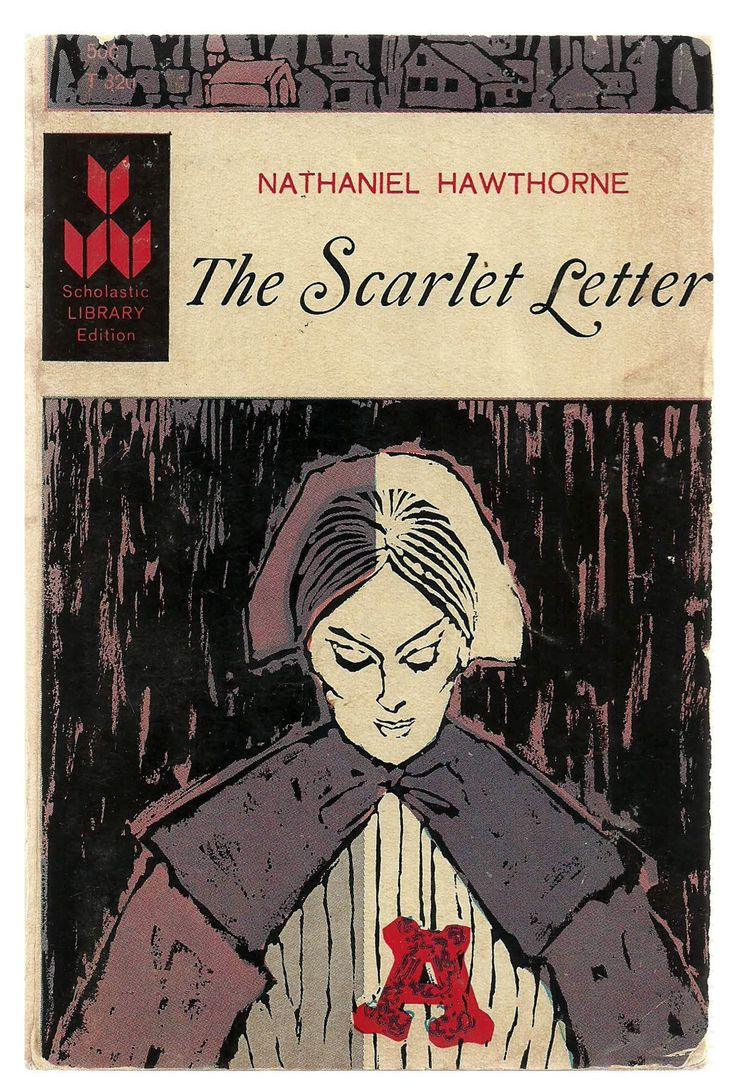 the mind versus the heart in the scarlet letter by nathaniel hawthorne The scarlet letter by nathaniel hawthorne is a book about  than to hide a guilty heart through  the past is always on the readers mind as they read.