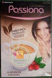 Trung Nguyen Coffee (Passiona) - растворимый 14 пакетиков -  3 in 1, неповторимый, изумительный вкус. Эксклюзив! Количество ограниченно! Пр-во Вьетнам.