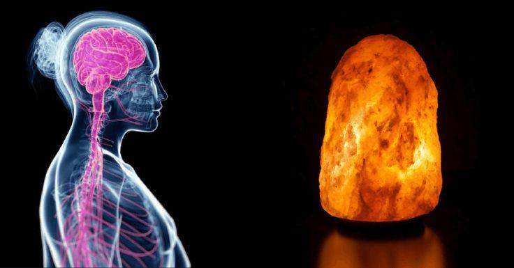 Questo è ciò che accade ai polmoni, cervello e al tuo umore se cominci ad usare lampade di sale dell'Himalaya