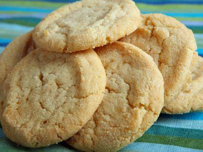 Chewy sugar cookies Recipe yummy