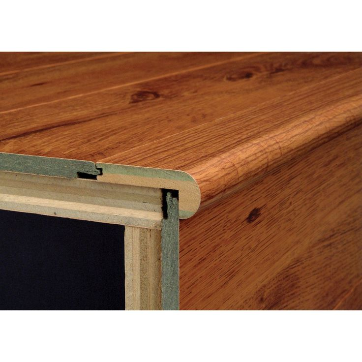 Best Premier™ From Armstrong 7Mm Laminate Flush Stairnose 400 x 300