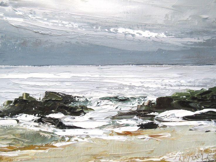 81 best peinture au couteau images on Pinterest Painting abstract - primaire d accrochage peinture
