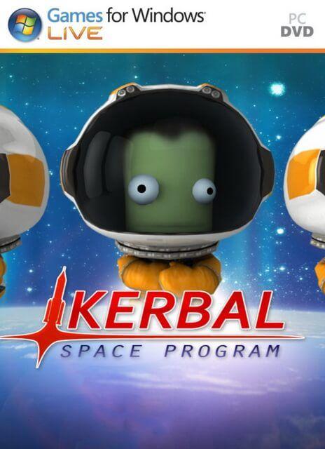 Kerbal Space Program 2012 pc dvd-ის სურათის შედეგი