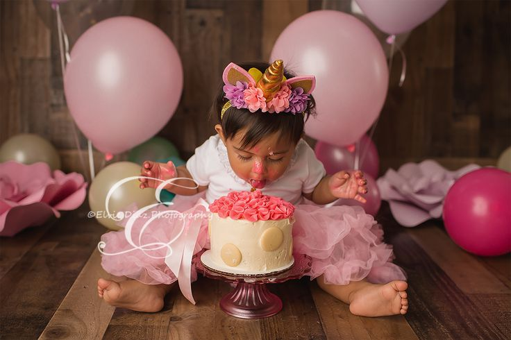 Happy Birthday Sofia! (Chicago Baby Photographer)