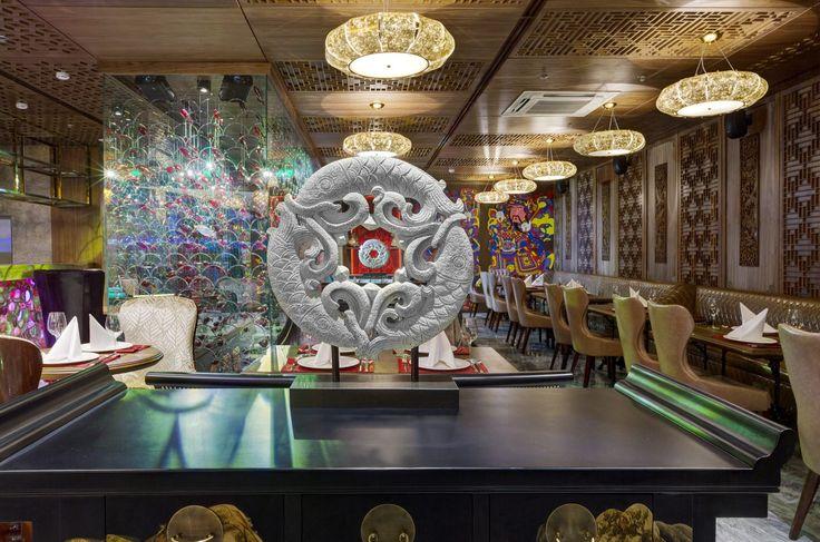 Ресторан китайской кухни Soluxe club by AVAN, avan.msk.ru