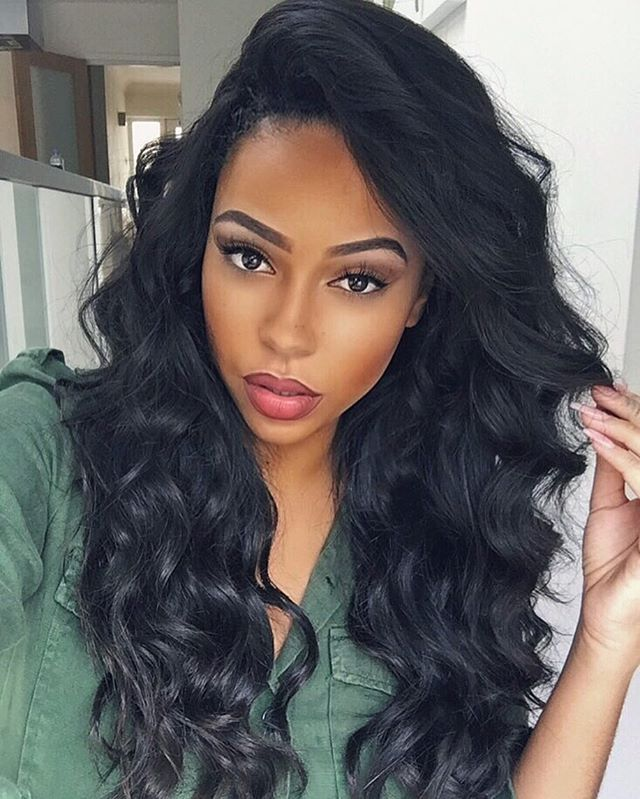 black human hair weave styles best 25 black hair ideas on black 5094 | b904c0a8ba9ffda394b094ad0f767cd3 fashion hair long hairstyles