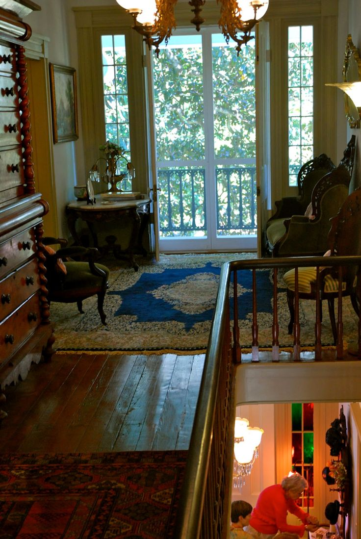 Southern Historic Home In Alabama