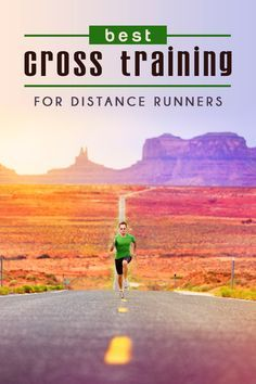 What is the best cross training for endurance runners? Find out and get started to get fatster, stronger and leaner