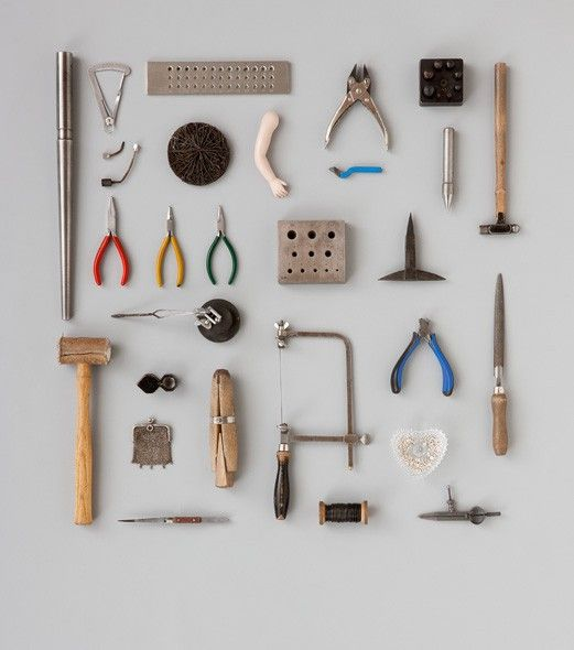 Victoria Mason tools of the trade
