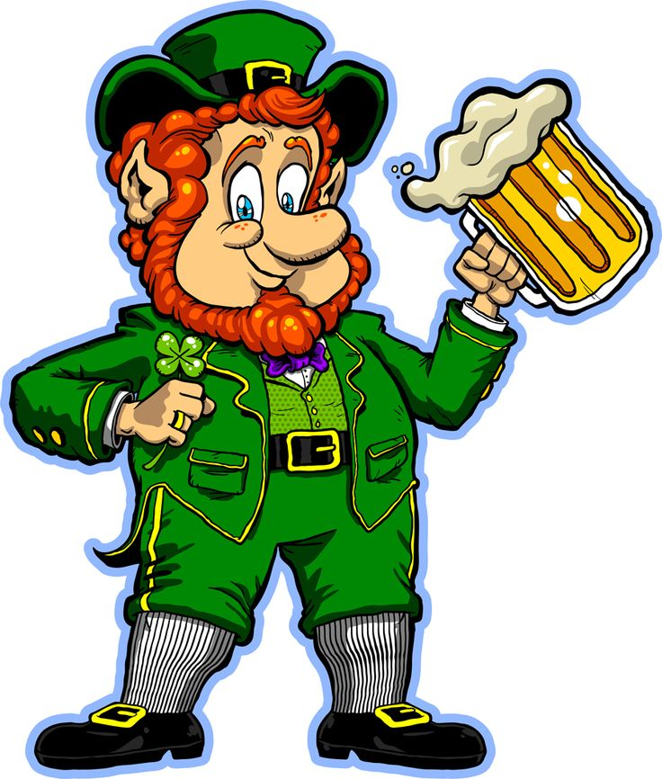 Cartoons Brian Goff Freelance Graphic Design Logo Design Illustration Calgary Ab Leprechaun Pictures Leprechaun Cartoon
