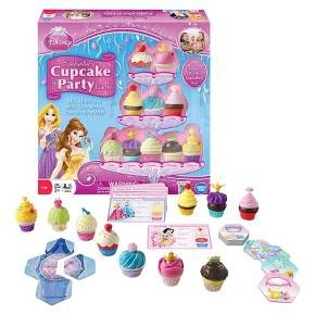 Disney Princess Enchanted Cupcake Party Game : Target