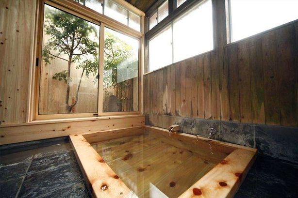 cuarto de baño bañera madera - Buscar con Google