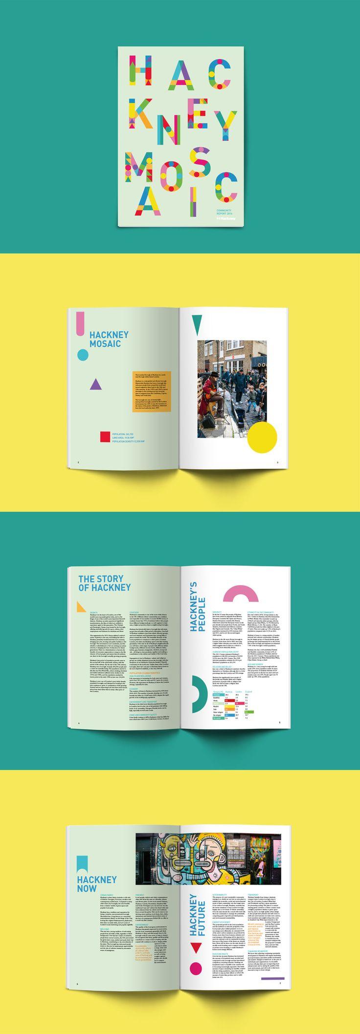 Report Design by Jack Slater, Shillington Graduate. More student work --> http://shillingtoncollege.co.uk/graphic-design-course/student-work #shillington #shillingtoneducation #graphicdesign #report