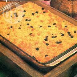 Torta de elote @ allrecipes.com.mx