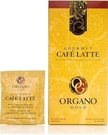 Organo Gold Cafe Latte. I ordered this from Charlton.organogold.com it was delicious.