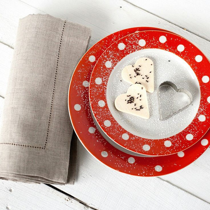 Valentine's day table decor ideas
