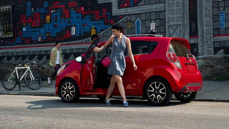 2015 Chevy Spark changes, 2015 Chevy Spark colors