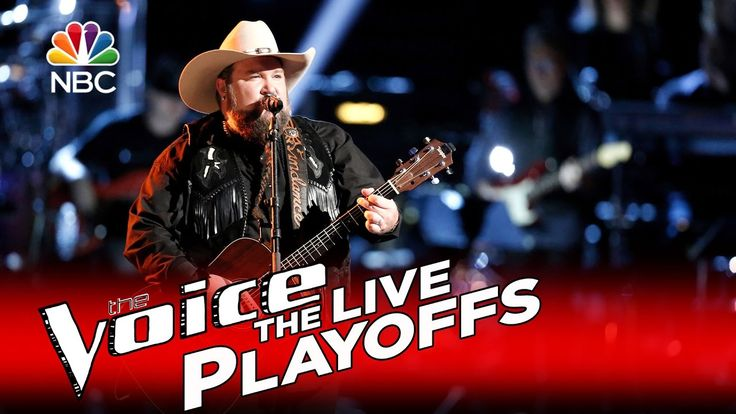 "The Voice 2016 Sundance Head - Live Playoffs: ""Blue Ain't Your Color"""