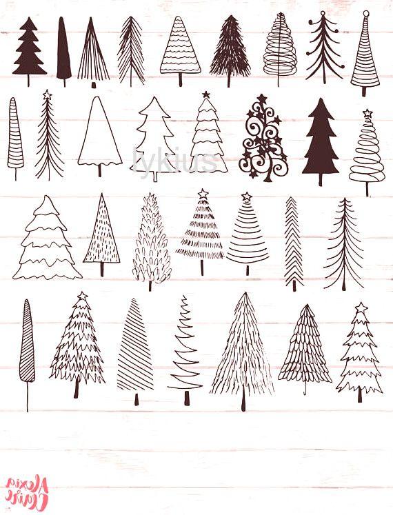 Christmas Clipart 2020 ornaments #christmas #2020 Holen Sie sic in 2020   Weihnachtsbaum