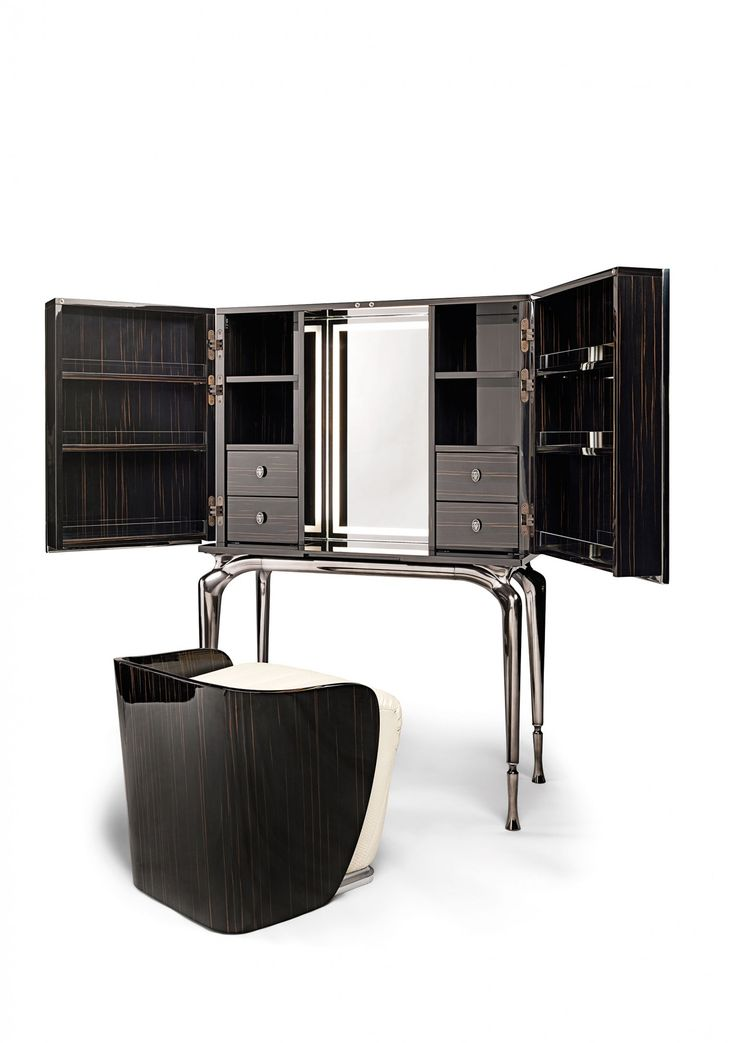 Nature's Jewel Box - Capsule collection  Visionnaire Home Philosophy  FFE  Console ...