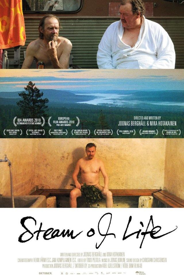 Miestenvuoro / Den nakna mannen / Steam of Life - a great documentary by Joonas Berghäll and Mika Hotakainen