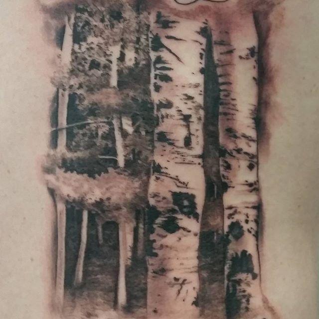 oltre 1000 idee su tatuaggi albero di betulla su pinterest tatuaggi di alberi tatuaggi e. Black Bedroom Furniture Sets. Home Design Ideas