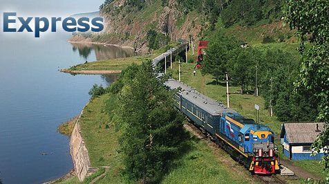 El tren Transiberiano atravesando Rusia y Siberia